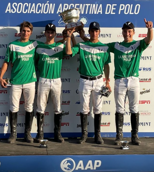 Read more about the article La Natividad Junior Open Champion.