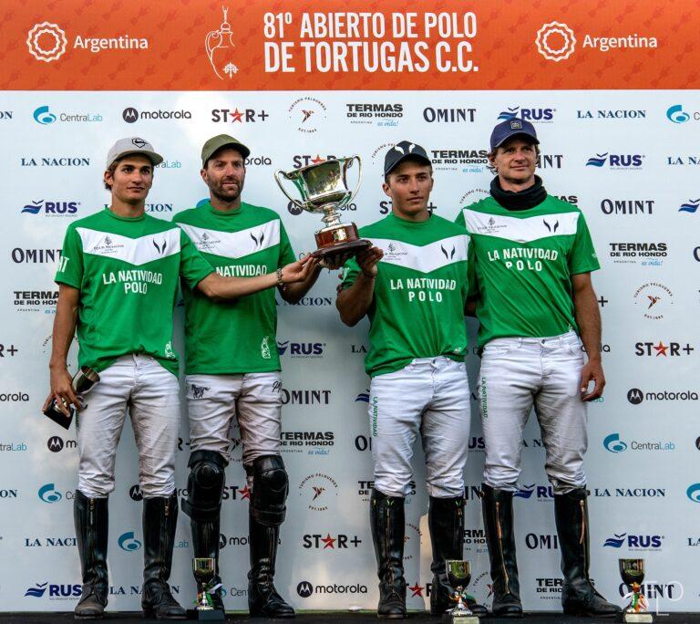 Read more about the article La Natividad Campeón de la Copa Subsidiaria del 81º Abierto de polo de Tortugas C.C.